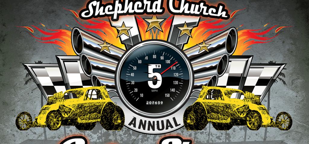 Shepherd Church Car Show