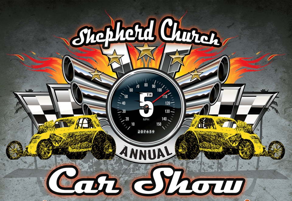 Shepherd Church Car Show