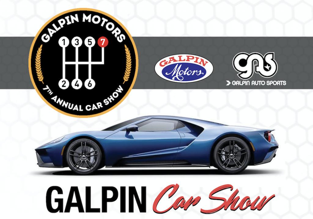 Save The Date Th Annual Galpin Car Show - Car show cars