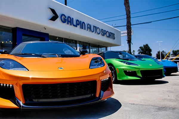 Save The Date: 7th Annual Galpin Car Show
