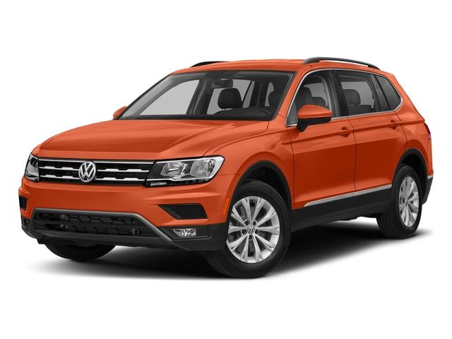 New 2019 Volkswagen Tiguan S