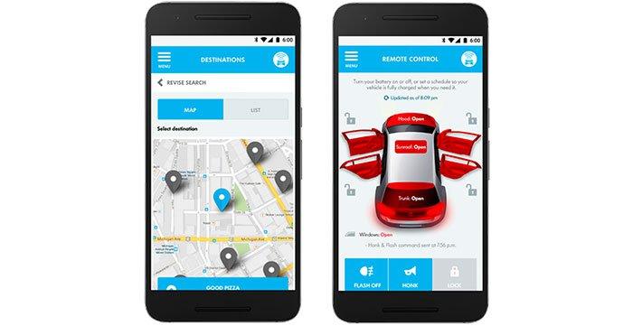 VW Car-Net® Security & Service