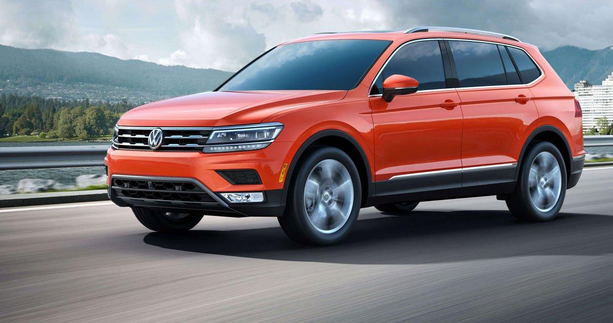 2018 Volkswagen Tiguan In North Hills San Fernando Valley Near Los