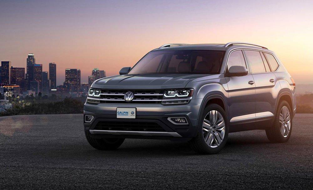 Galpin Vw Service >> 2018 Volkswagen Atlas In North Hills San Fernando Valley
