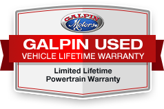 Galpin's Used Car Difference