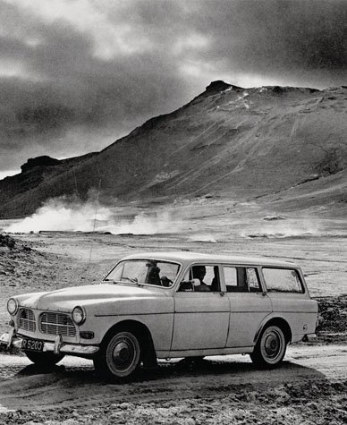 Volvo-first-wagon