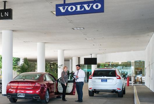 Volvo Dealership Los Angeles >> Volvo Service Repair In Van Nuys Near Los Angeles Ca