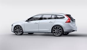 Volvo Media V60 2017