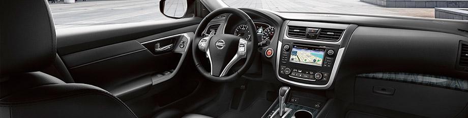 2016 nissan altima manual shift mode