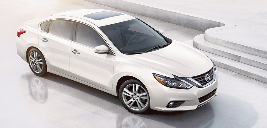 The All New 2017 Nissan Altima Is At George Harte