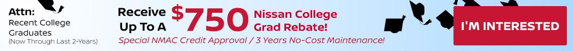 College Grad Rebate