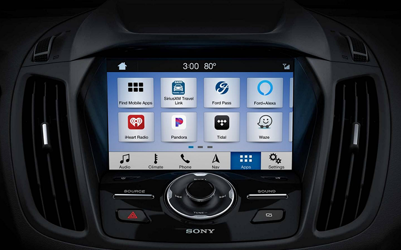 Ford Escape SYNC System