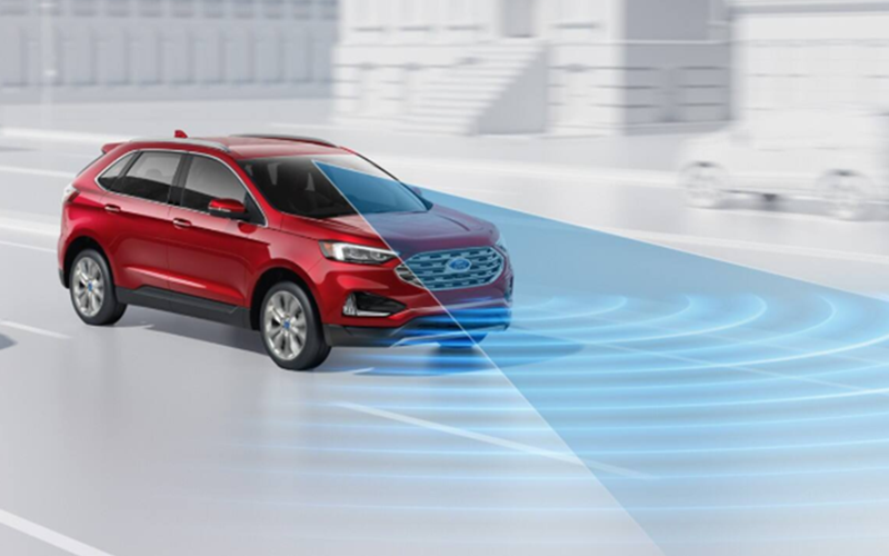 Ford Edge Safety