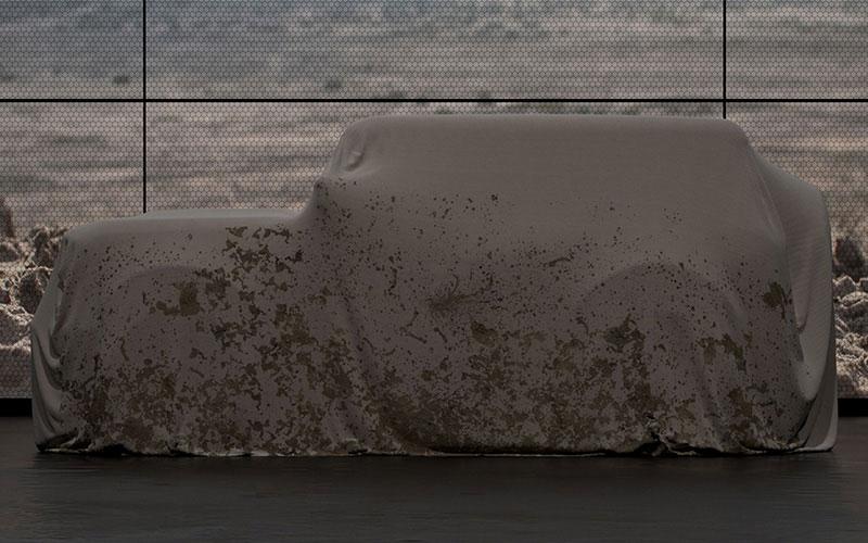 Ford Bronco Teaser Image