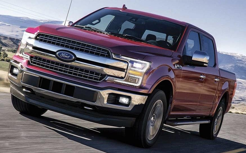 Ford F-150 Capability