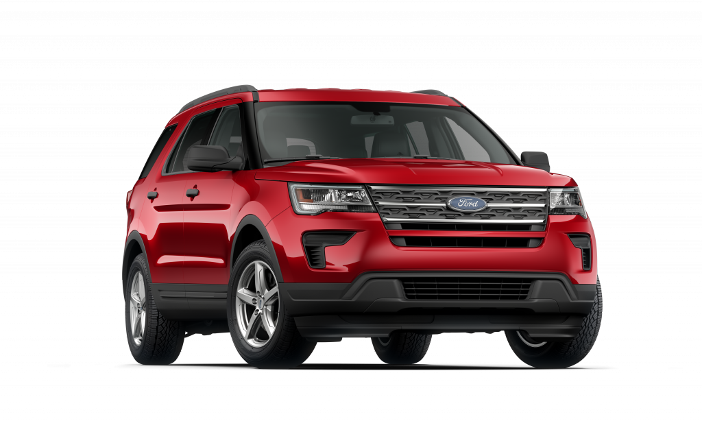 Ford Explorer Specials