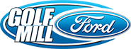 Golf Mill Ford logo
