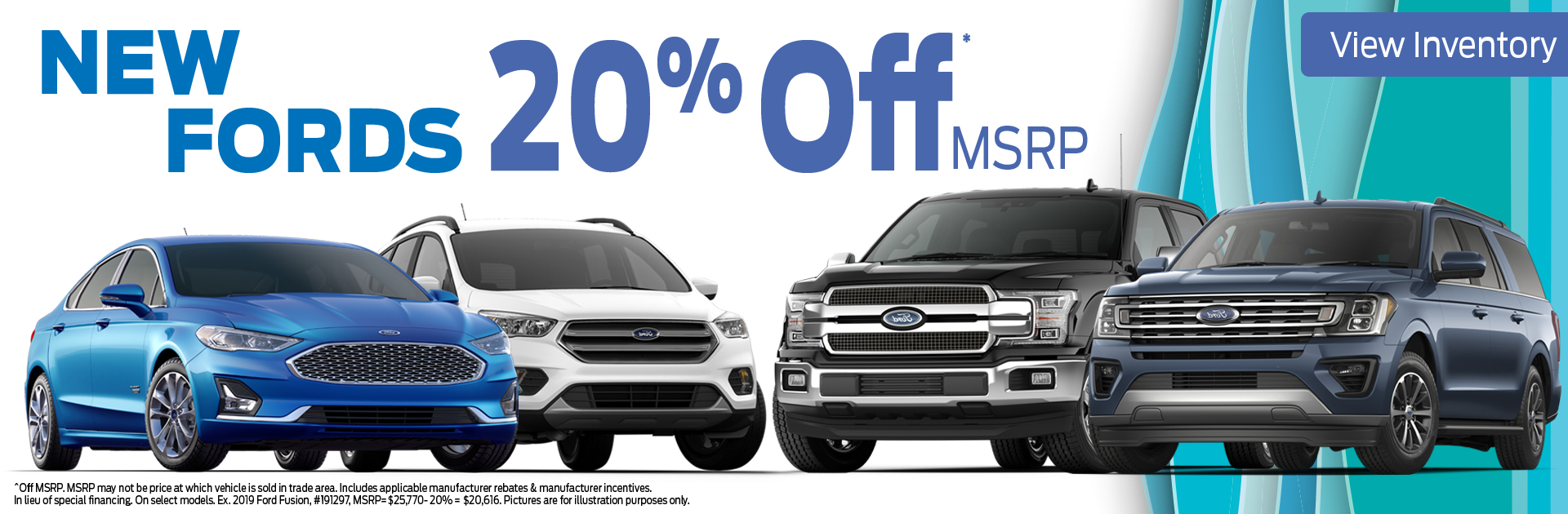 New Fords