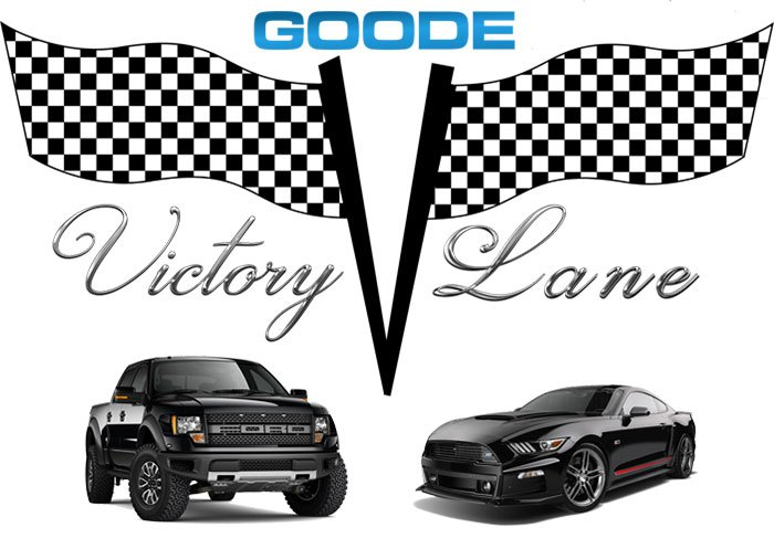 Goode victory lane for Goode motor volkswagen mazda twin falls id