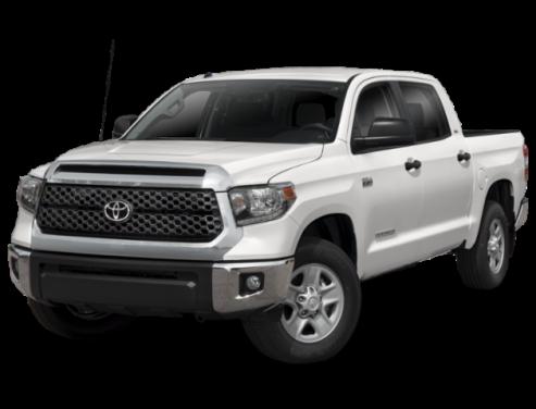 2021 Toyota Tundra White