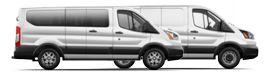 Shop Vans & Mini-Vans