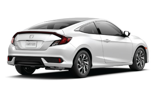 New 2018 Honda Civic LX Coupe MT