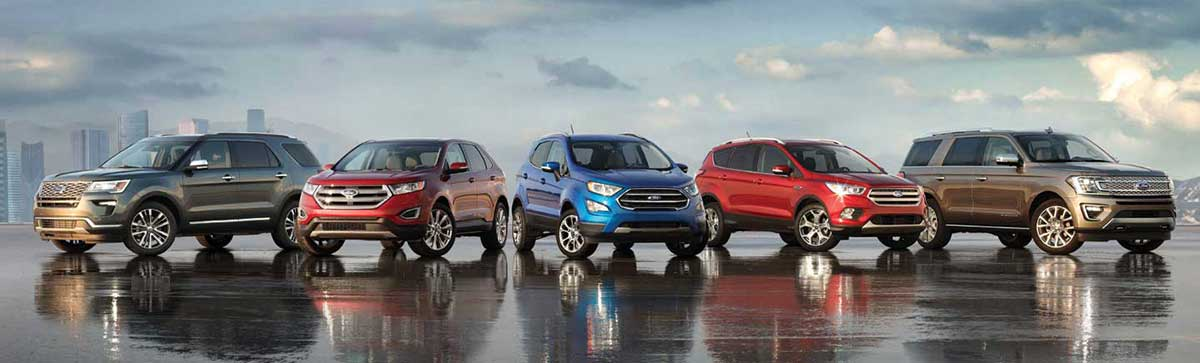 Our Ford Dealer near Kalamazoo has a large inventory of New Ford Vehicles.