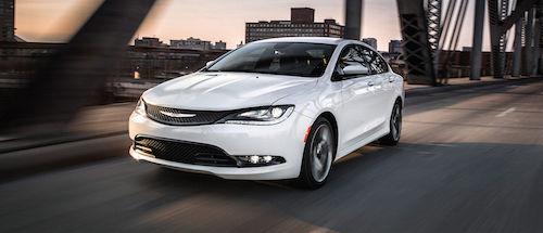2016 Chrysler 200S