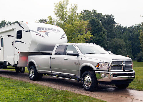 2016 RAM 3500 Truck