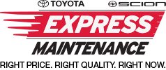 toyota express at Harr Toyota