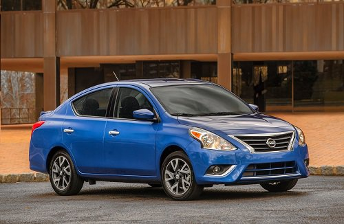 Nissan Versa West Haven, CT