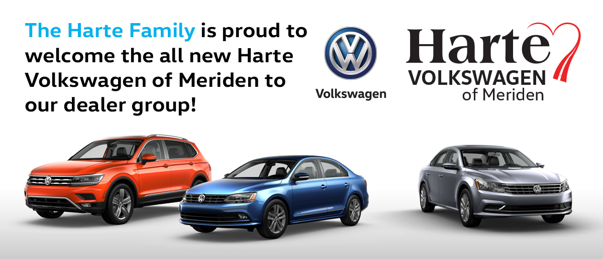 Harte Volkswagen Dealership Meriden Ct Car Sales