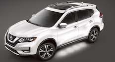Buy silver Nissan SUV