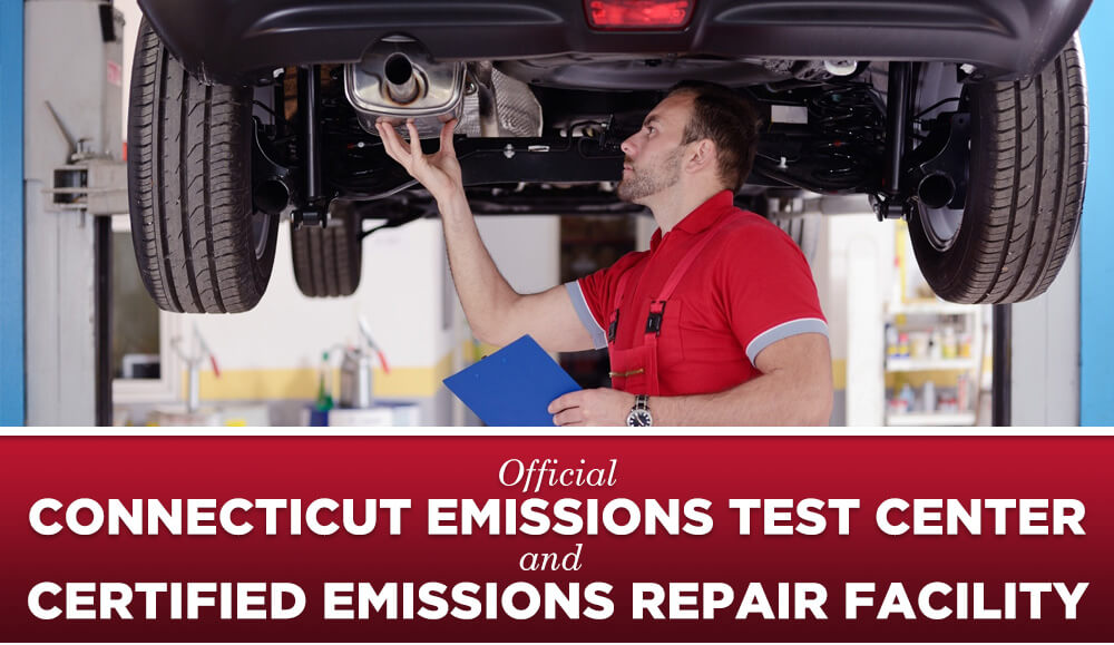what is a emissions inspection