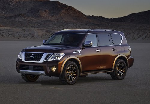Nissan Armada Towing Capacity >> The 2018 Nissan Armada Offers Strong Towing Capacity A Large