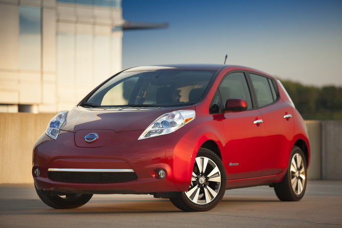Nissan LEAF U2013 Hartford, CT