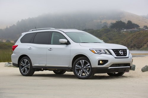 Nissan Pathfinder Hartford Ct