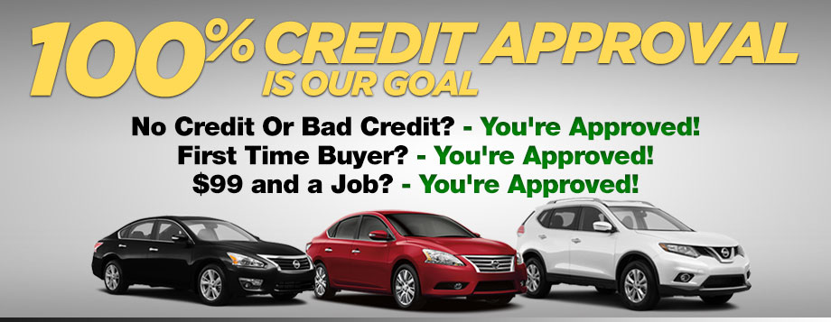 Bad Credit Approval Nissan Dealership In Hartford Ct