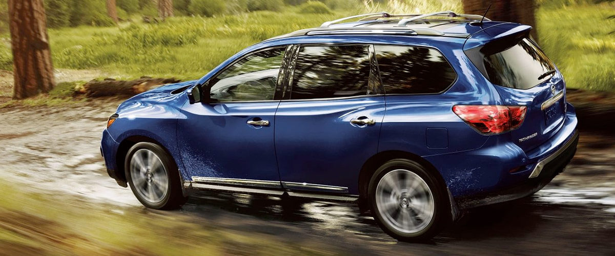 Buy or Lease the New 2018 Nissan Pathfinder in Hartford, CT