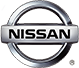 Nissan logo. George Harte Nissan in West Haven, CT.