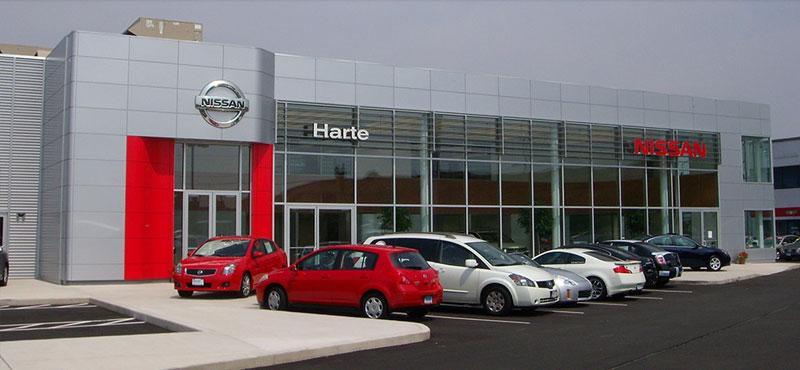 George Harte Nissan