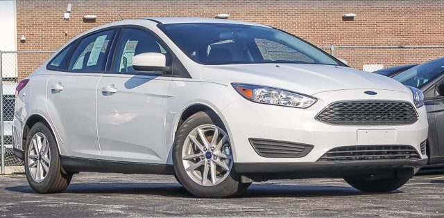 What Are The Advantages Of Buying A 2018 Ford Focus