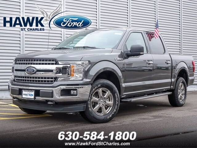 New & Used Ford F-150 Vehicles for Sale near Elgin