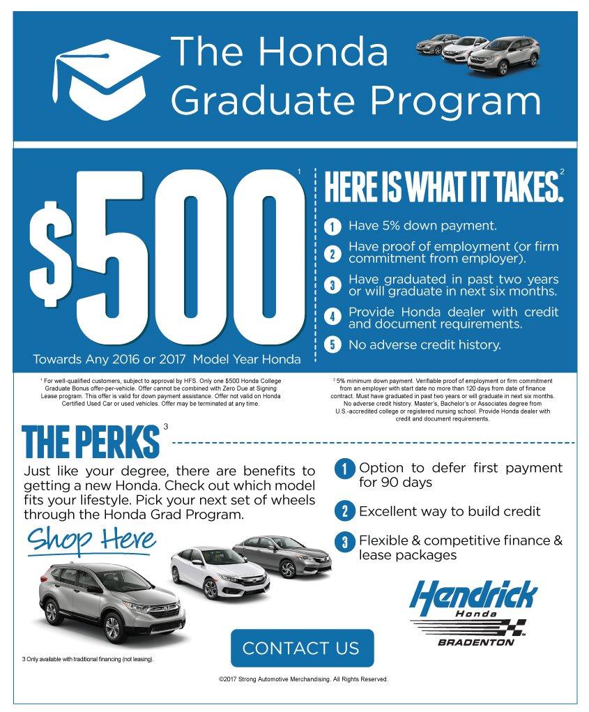 Hendrick Honda Bradenton, FL, New, Used Cars
