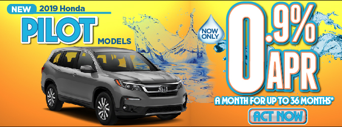 Honda Finance Specials >> Honda Lease Specials New