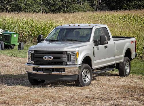 Ford Super Duty FX4