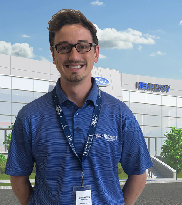 Meet Our Team - Hennessy Ford Lincoln Atlanta Dealership Staff
