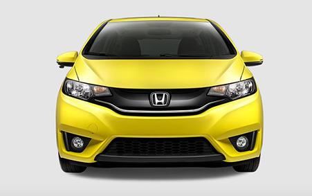 2017 Honda Fit Automatic Headlights