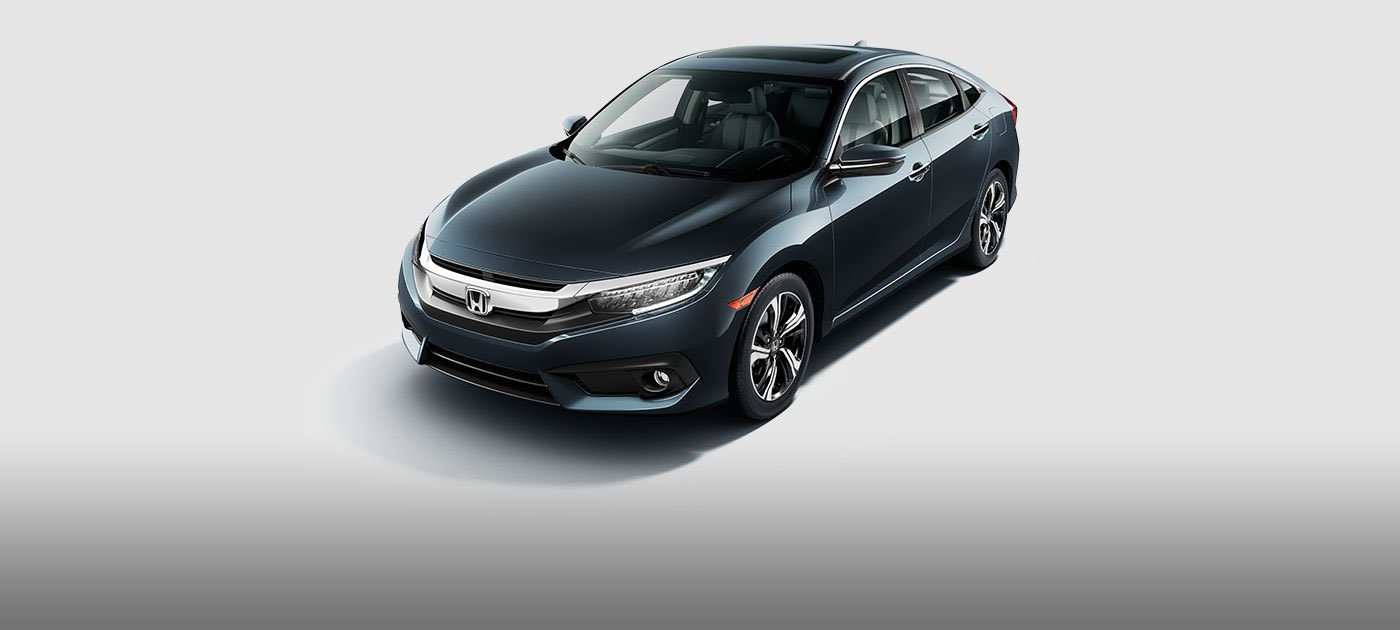 2017 Honda Civic Sleek Sedan