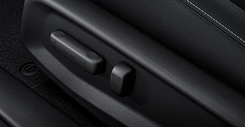 2017 Honda Civic Hatchback 8 way power driver's seat